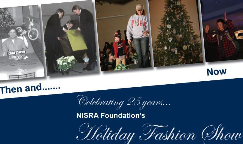 thumbnail image of Holiday Fashion Show postcard