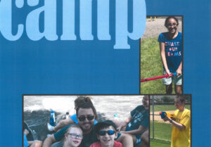 thumbnail picture of Summer Day Camps brochure cover