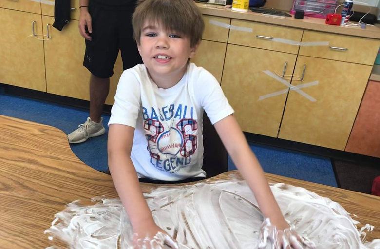day camp play picture