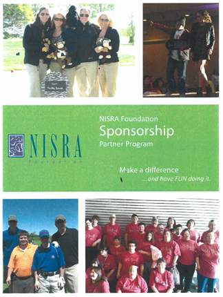Corporate Partnership brochure cover