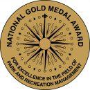 National Gold Medal Award logo