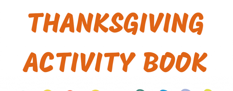 Thumbnail picture of Thanksgiving Activity Book