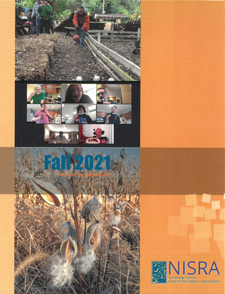 picture of Fall 2021 brochure cover