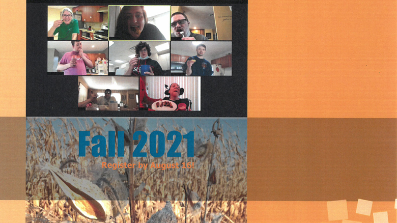 thumbnail picture of Fall 2021 brochure cover