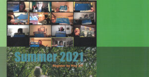thumbnail picture of Summer brochure cover