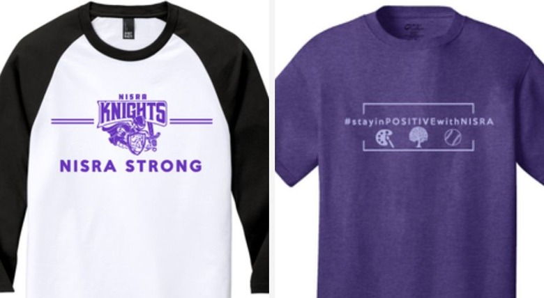 picture of fundraiser t-shirts for sale
