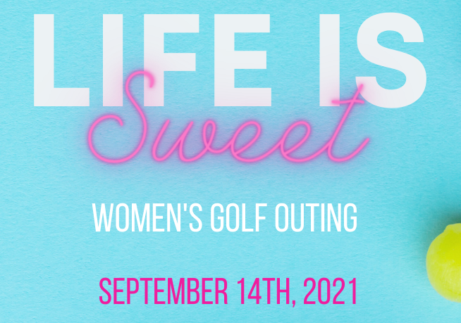 thumbnail picture of Women's Golf Outing brochure