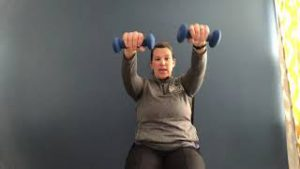 Upper Body Stretches Video thumbnail picture